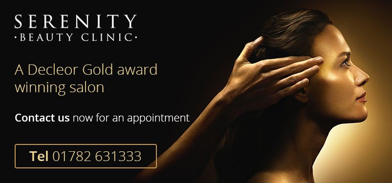 Contact a decleor gold award winning salon in Staffordshire